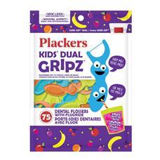 Fio Dental Unitário Plackers - Pacote com 75 unidades