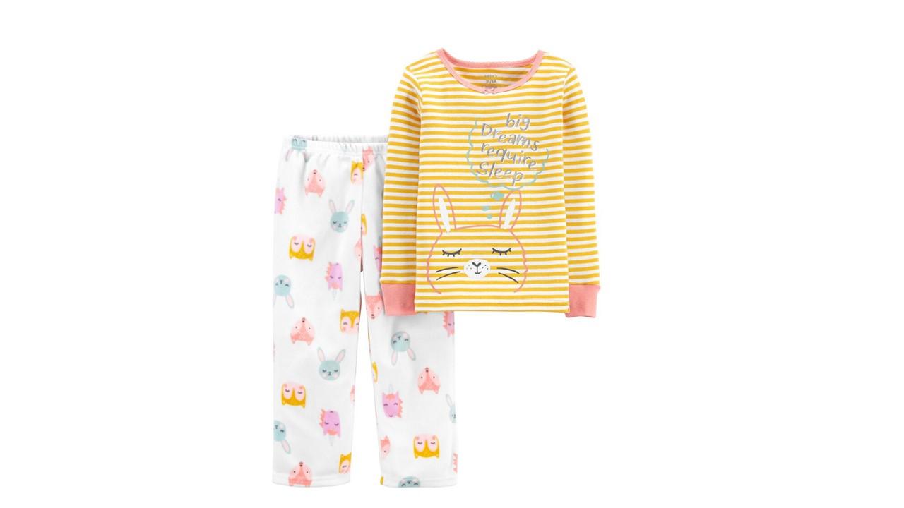 Pijama 2 Peças Coelho
