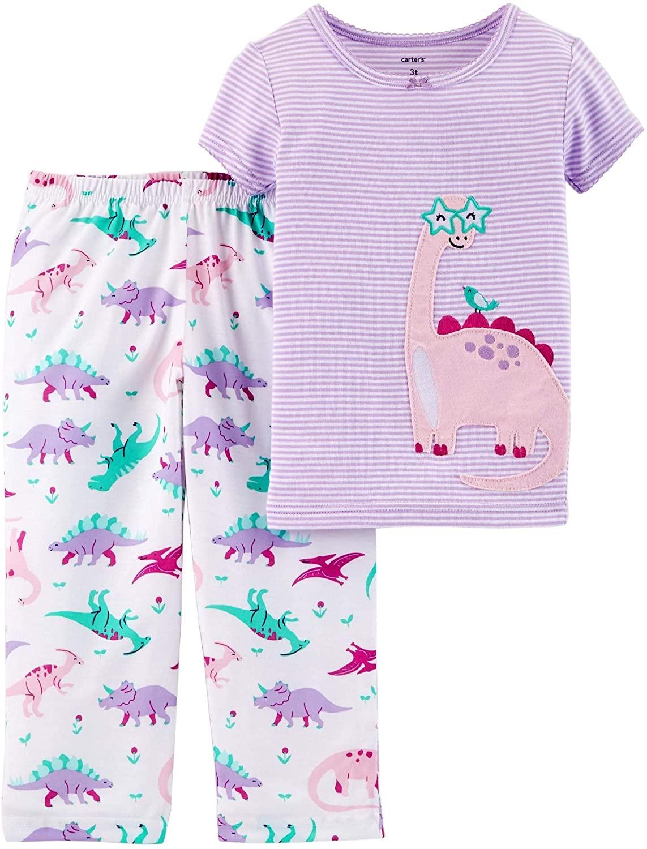 Pijama 2 Peças Dinossauro| 12 meses