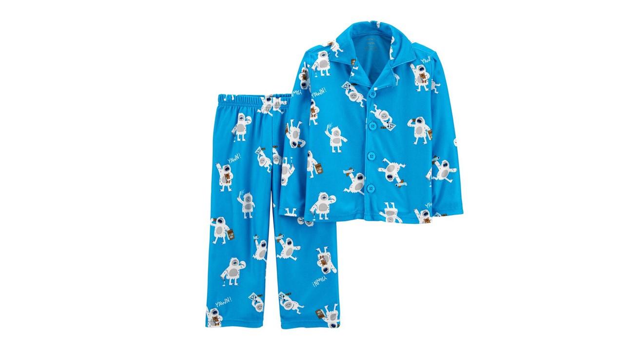Pijama 2 Peças Monstrinho | 3 anos