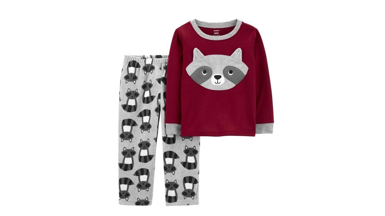 Pijama 2 Peças Raposa | 2 anos
