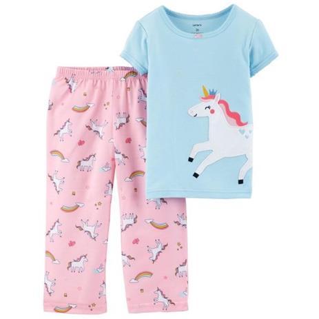 Pijama 2 Peças Unicórnio | 18 meses