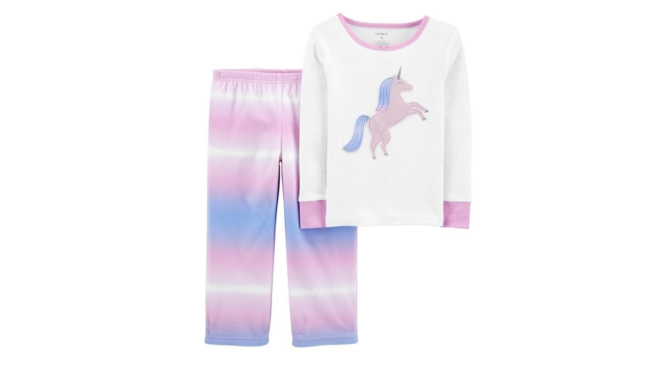 Pijama 2 Peças Unicórnio
