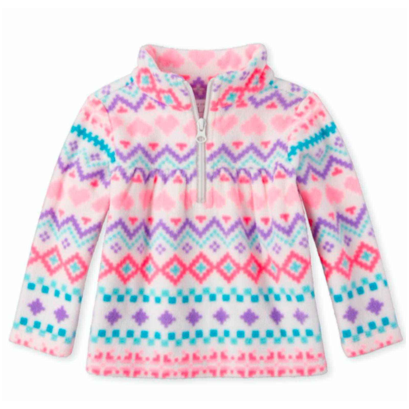 Sweater Fleece Estampado
