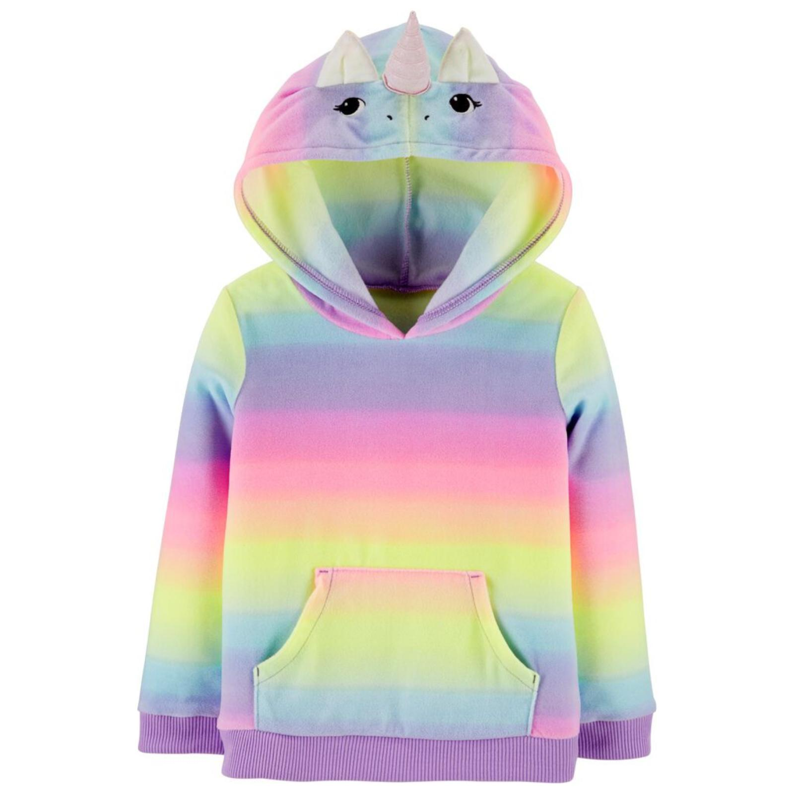 Sweater Fleece Unicornio | 18 meses