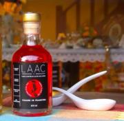Vinagre Artesanal de Framboesas-375ml