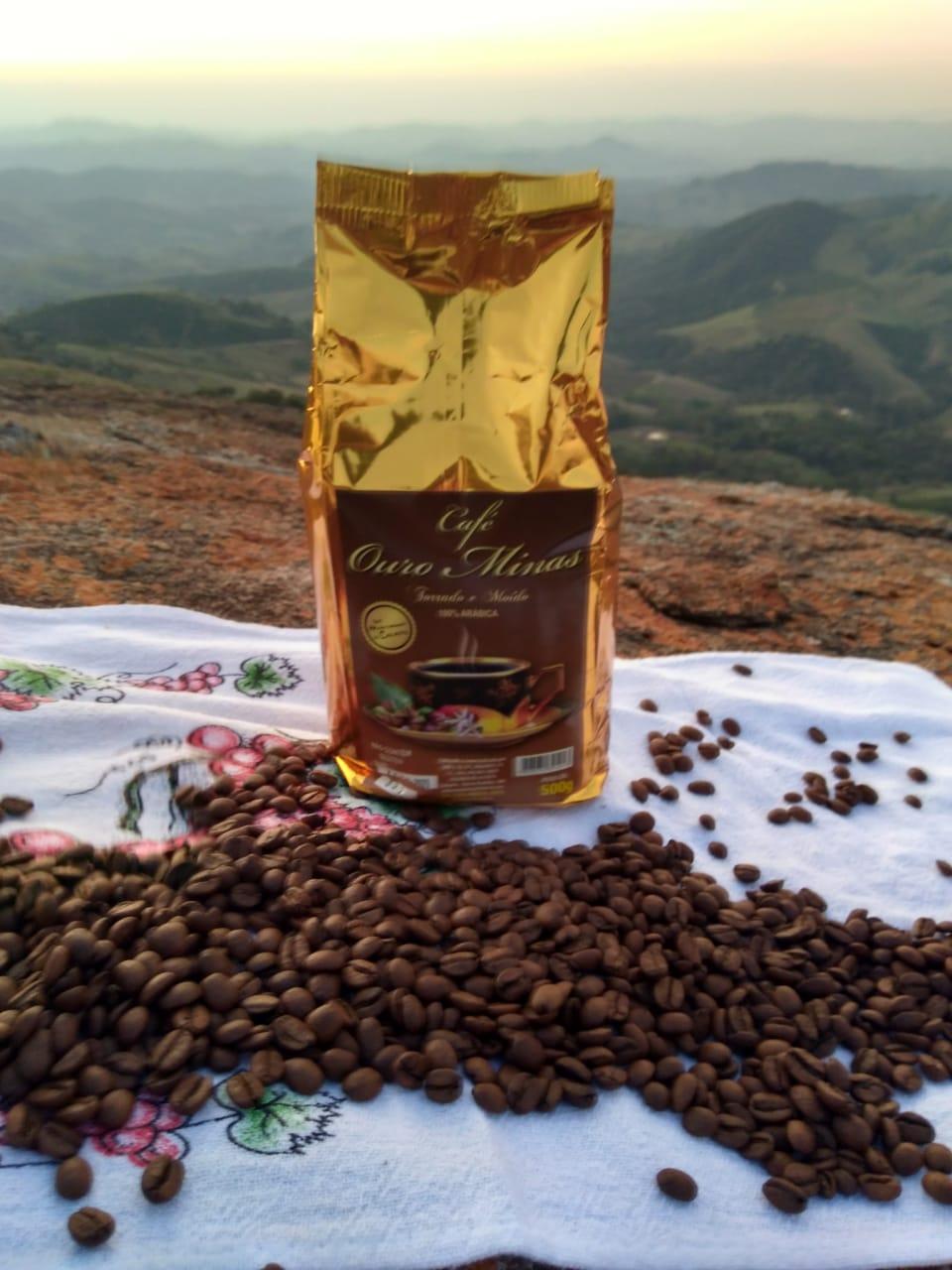 Café Ouro Minas -500g