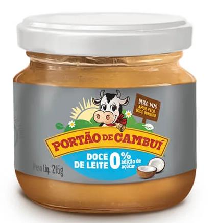 Doce de Leite com Coco - DIET - 215g