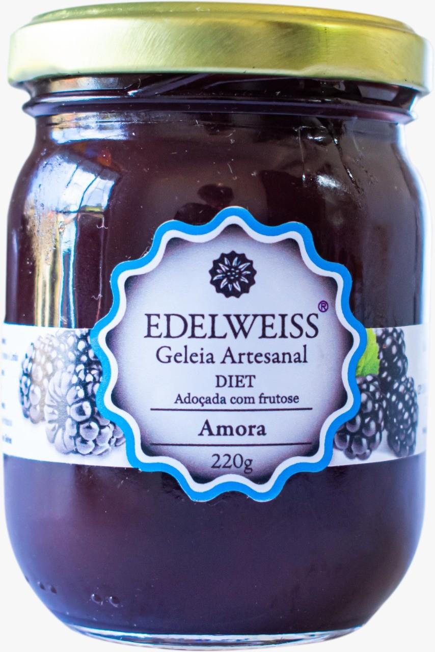 Geléia de Amora Diet- 220g