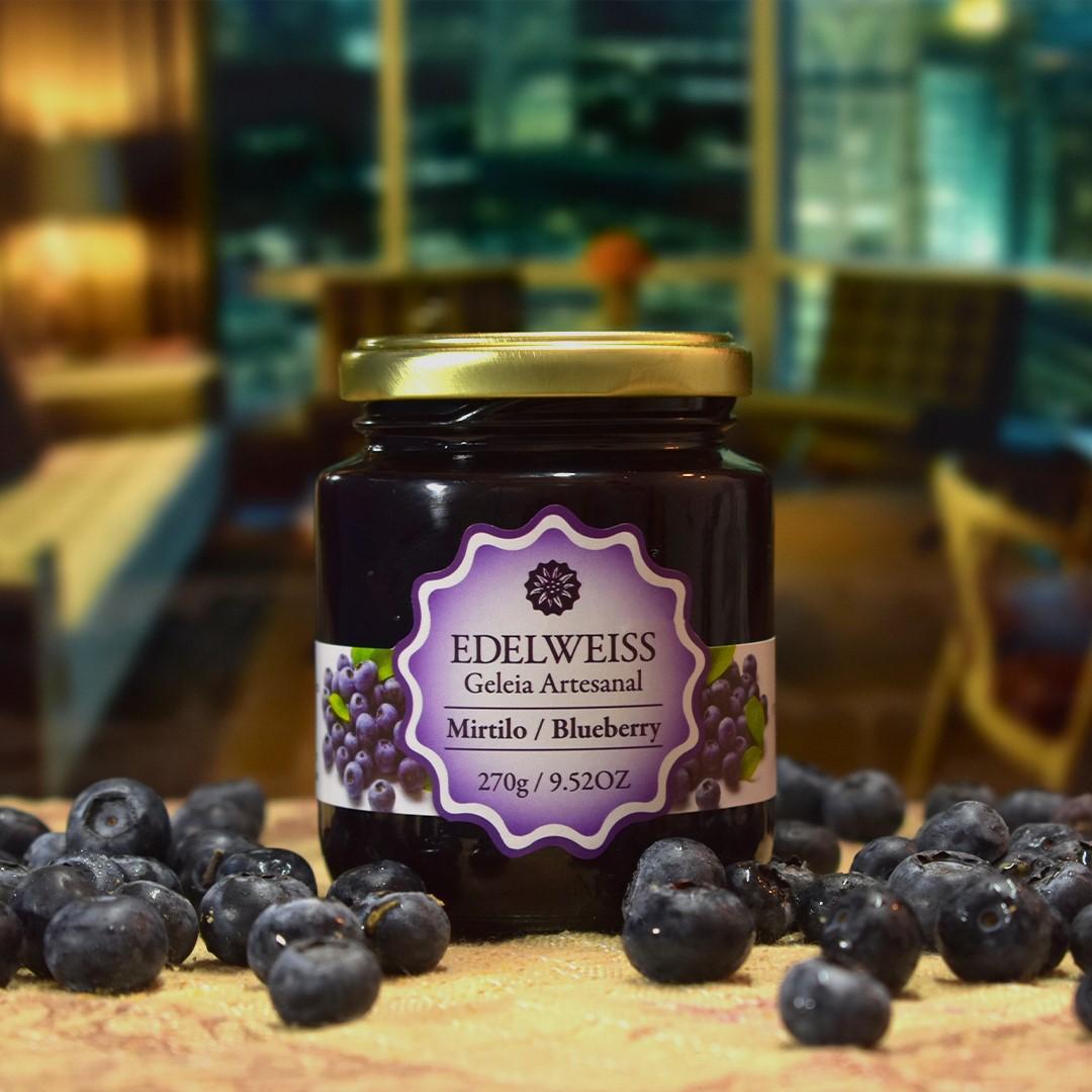 Geleia de Blueberry -270g