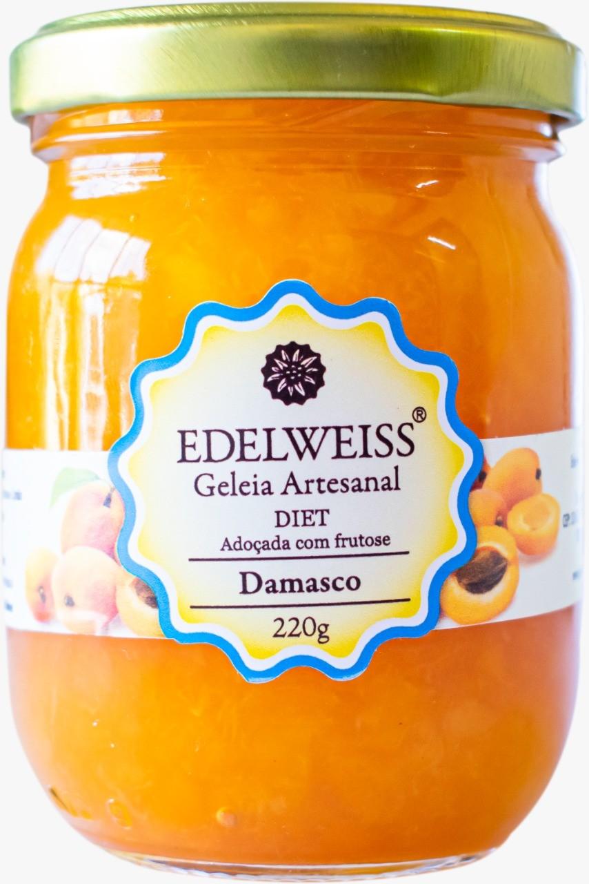 Geléia de Damasco Diet -220g
