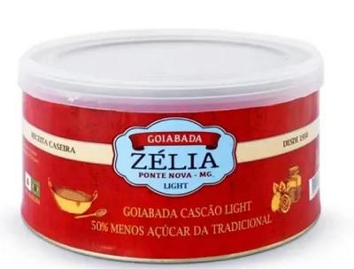 Goiabada Cascão Cremosa Zélia Light- 400g