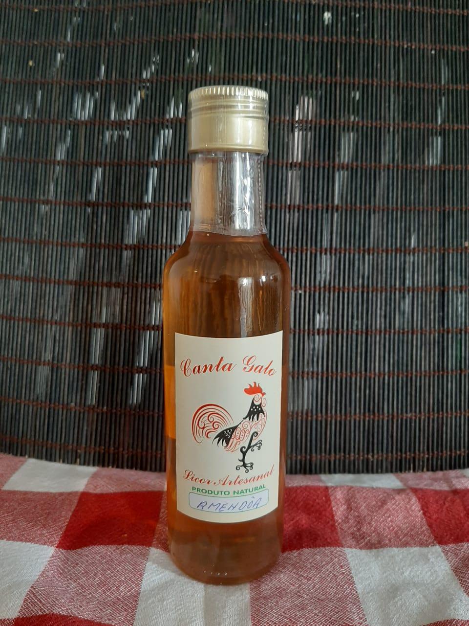 Licor de Amendoa -250ml