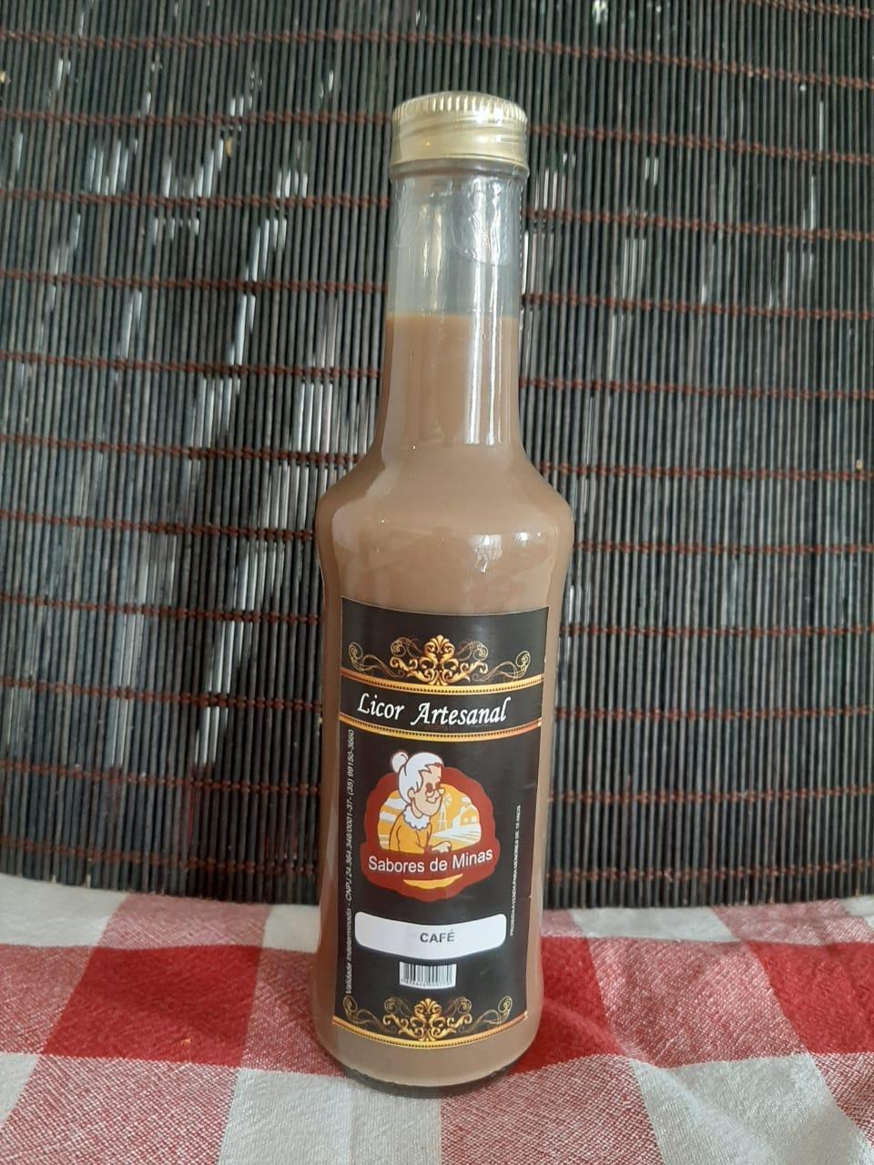 Licor de café -250 ml