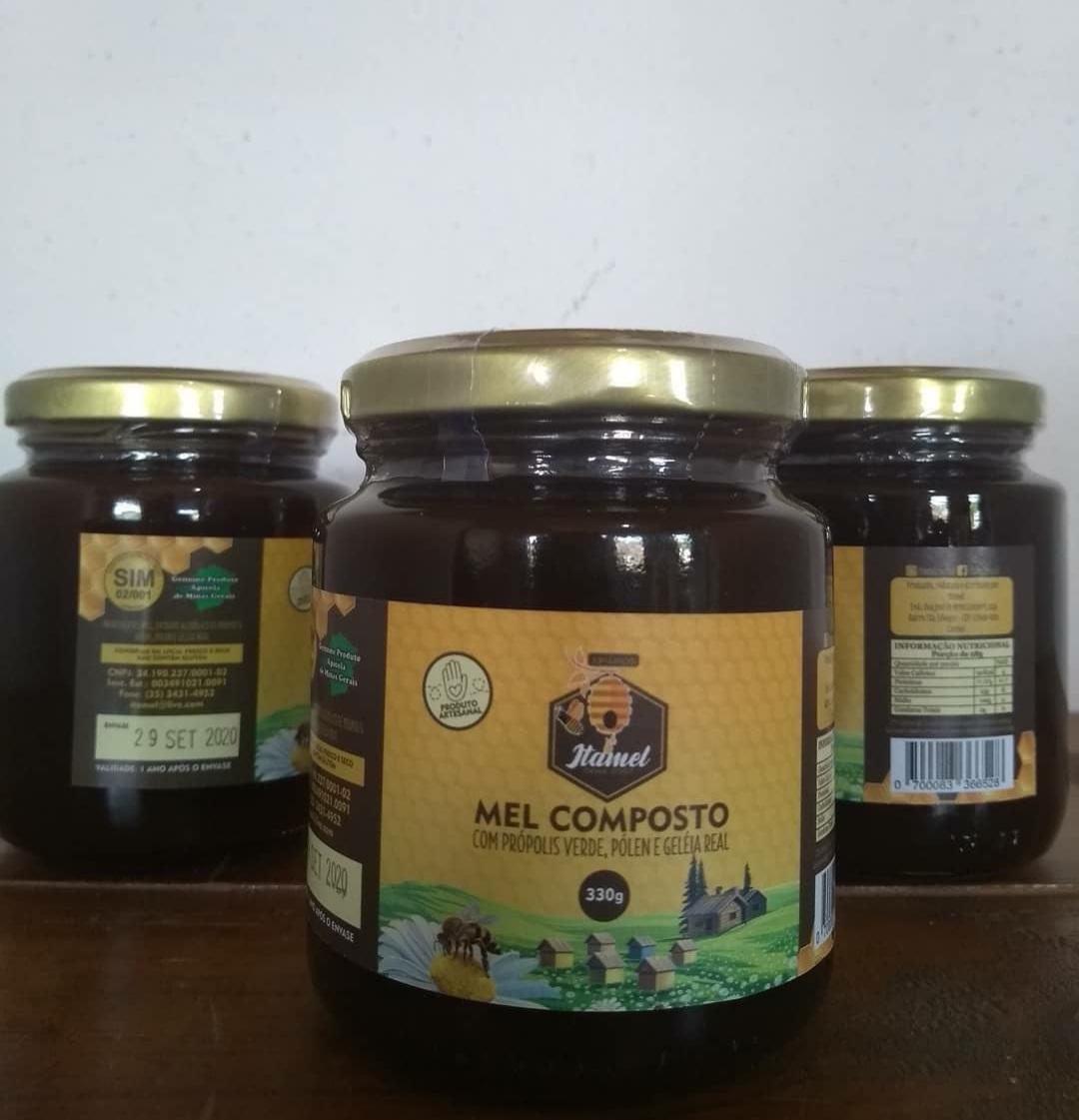 Mel de Flores Silvestre - 350g