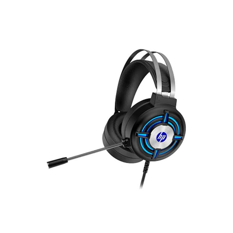 Headset Gamer P2 H120 Preto HP Gamer