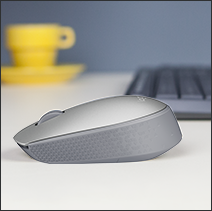Mouse Optico sem fio M170 Logitech