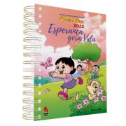 PRÉ-VENDA: Agenda 2022 Esperança Gera Vida - capa rosa