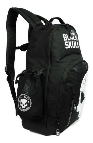 Mochila Clio Black Skull