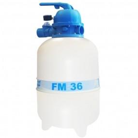 Filtro para piscina FM-30 - Sodramar - até 28 mil litros