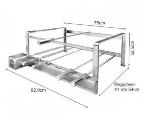 Giragrill Kit 4306 R