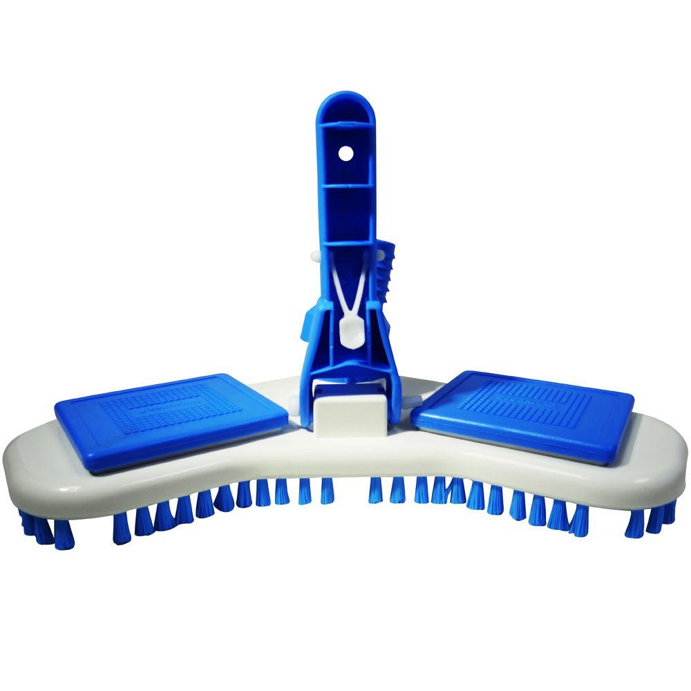 Aspirador Asa Delta p/ piscinas de vinil, fibra e alvenaria