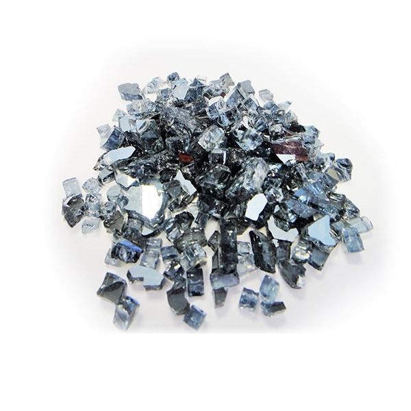Cristal para Lareira a Gás - Ônix