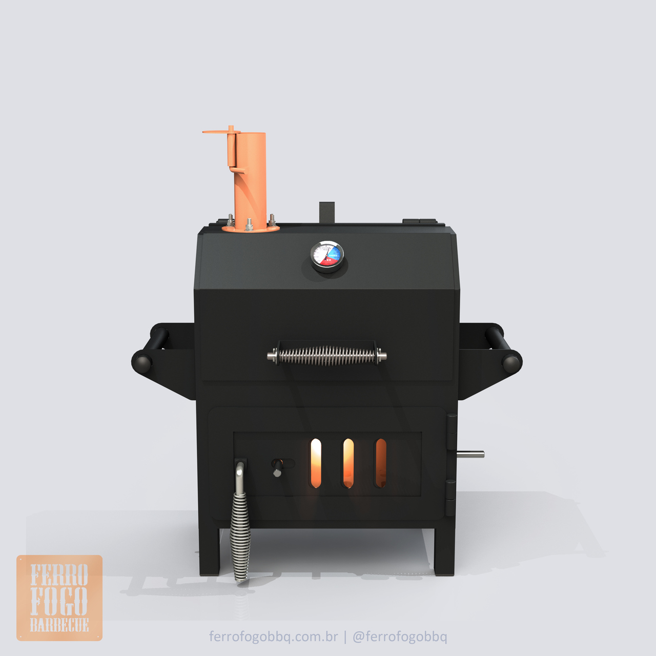 Defumador Pit Grill 240
