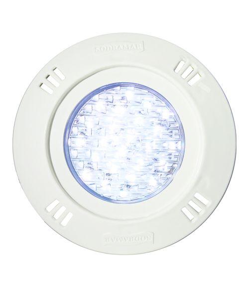Luminária Led 36w Monocromático Branco p/ piscina até 40m² - Sodramar