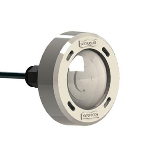 Luminaria p/ piscina led COB 5w RGB Plástico p/ até 12m² - Sodramar