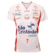 Camisa de Vôlei Osasco 2020/21 Branca - Personalizada - Feminina