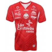 Camisa de Vôlei Osasco 2020/21 Vermelha - S/N° - Masculina