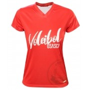 Camisa Osasco Voleibol Vermelha - Feminina