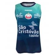 Camisa Regata de Vôlei Osasco 2021/22 Treino - Feminina