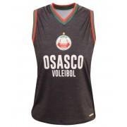Camisa Regata Osasco Voleibol Mescla - Feminina