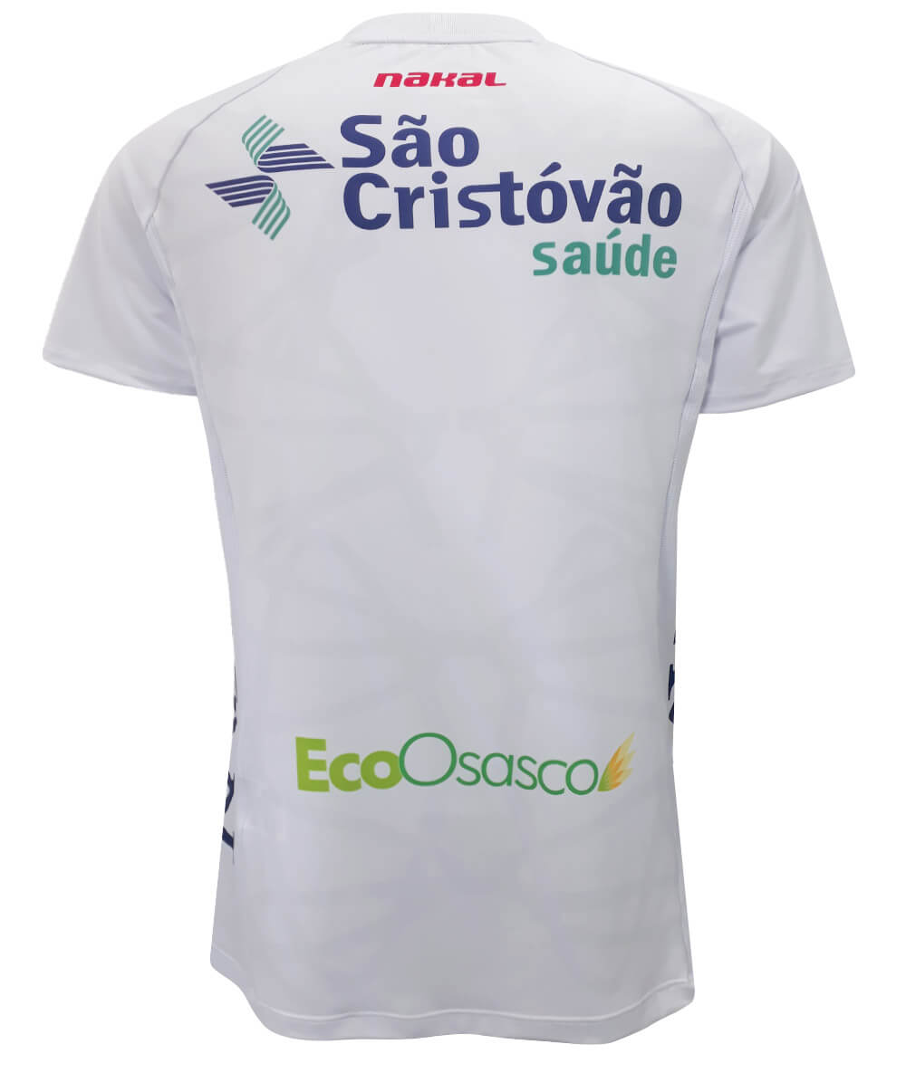 Camisa de Vôlei Osasco 2021/22 Branca - Feminina