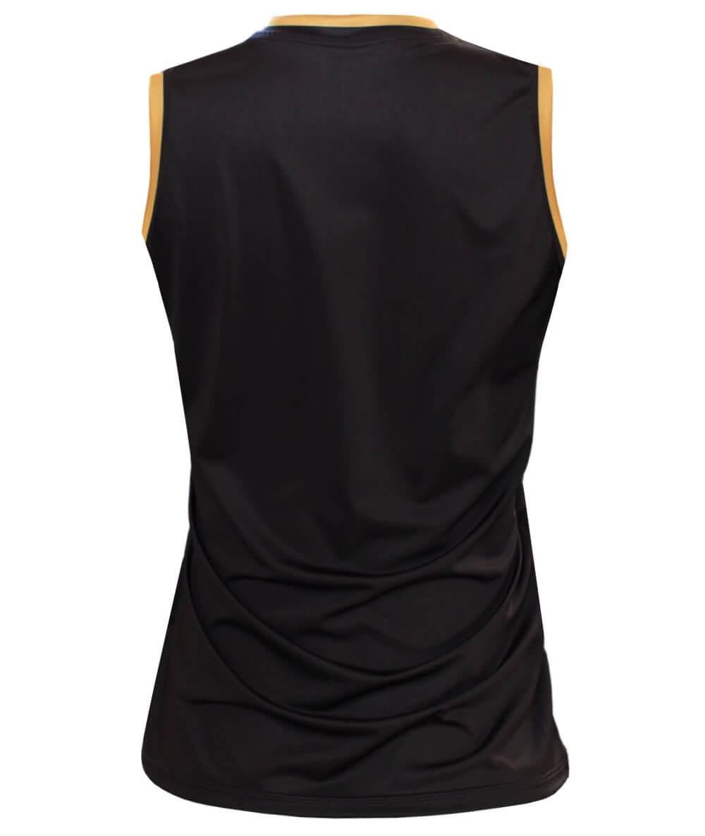 Camisa Regata Osasco Voleibol Preta - Feminina