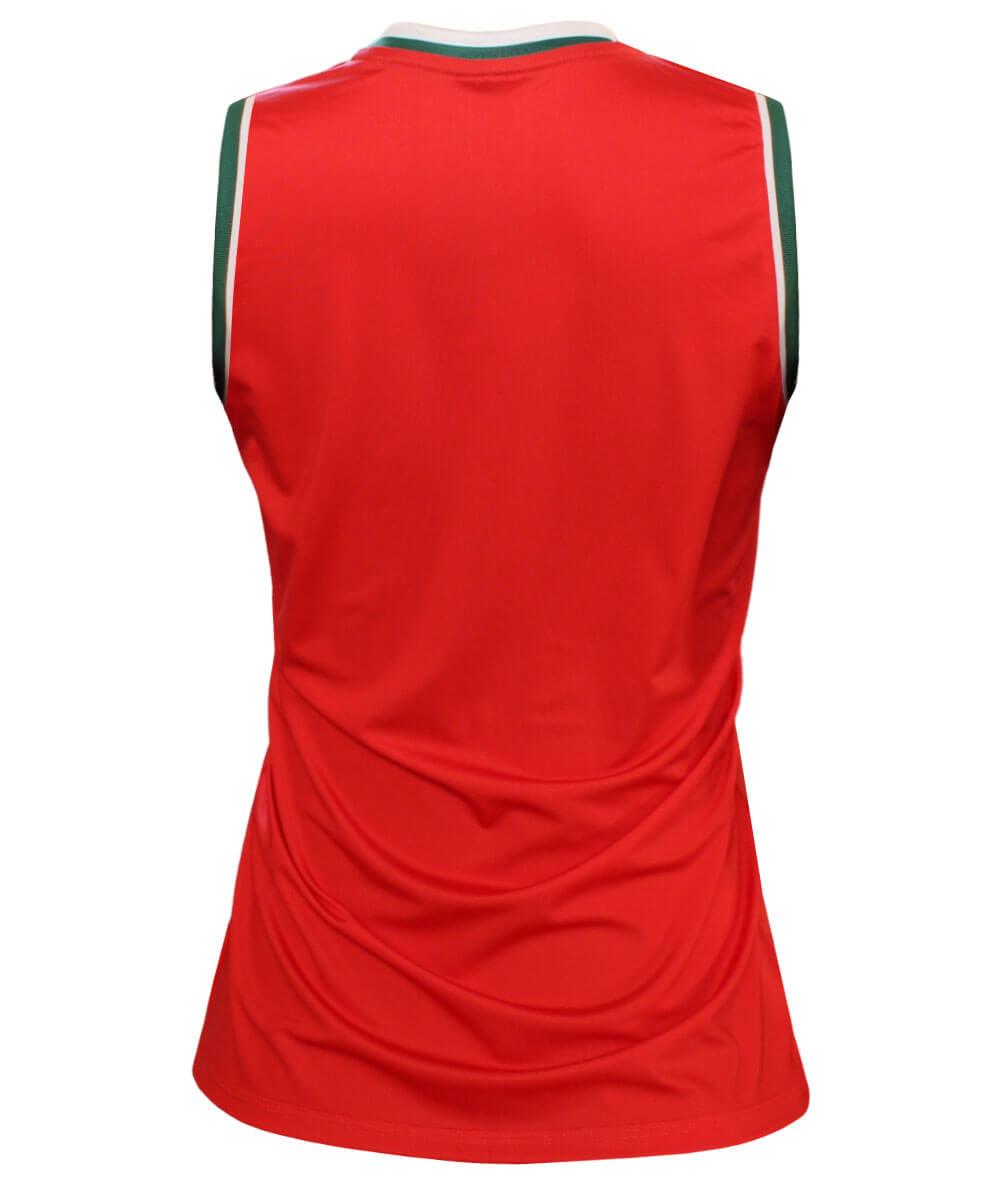 Camisa Regata Osasco Voleibol Vermelha - Feminina