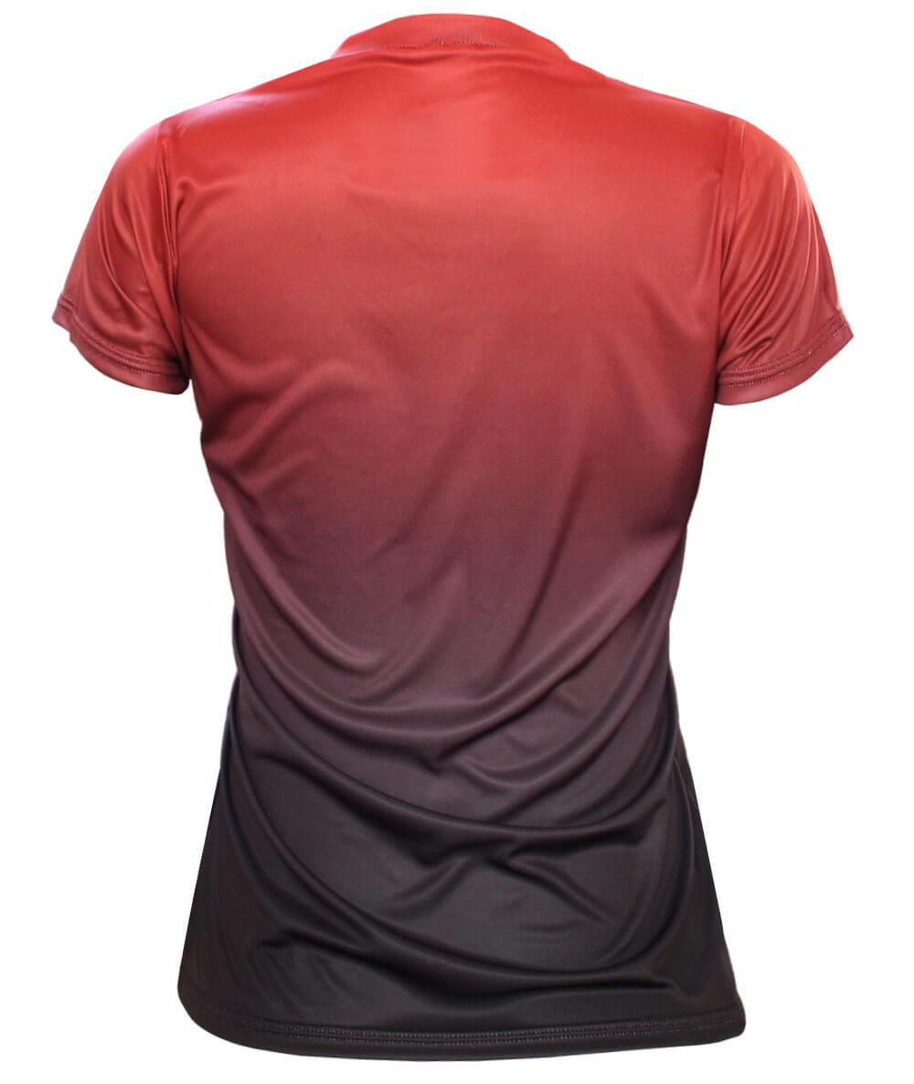 Camisa Vôlei Osasco Campeão Mundial Degradê - Feminina