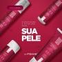 Kit Duo Skin Morango: Loção Hidratante + Body Splash