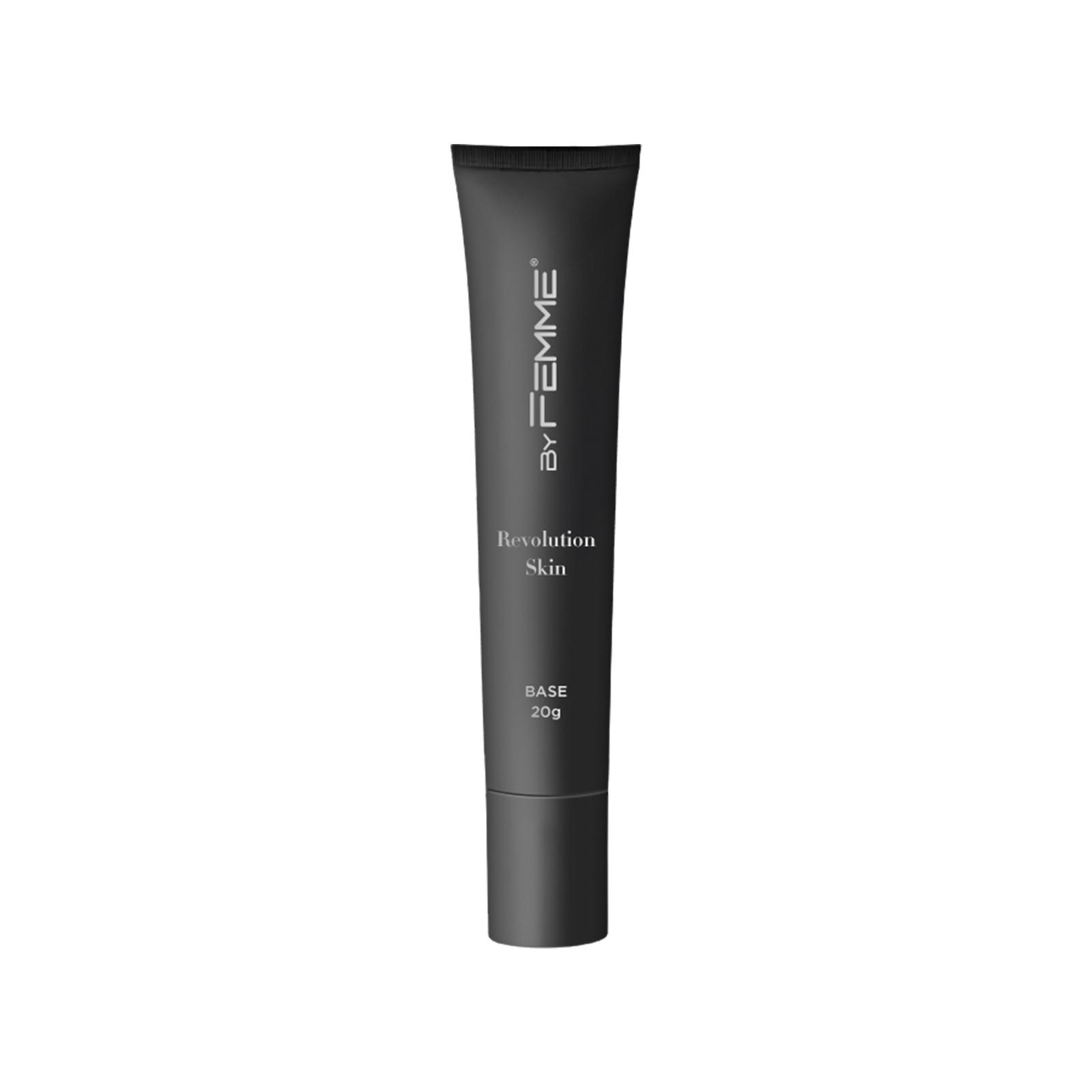 Base Revolution Skin HD Bege Médio 20g