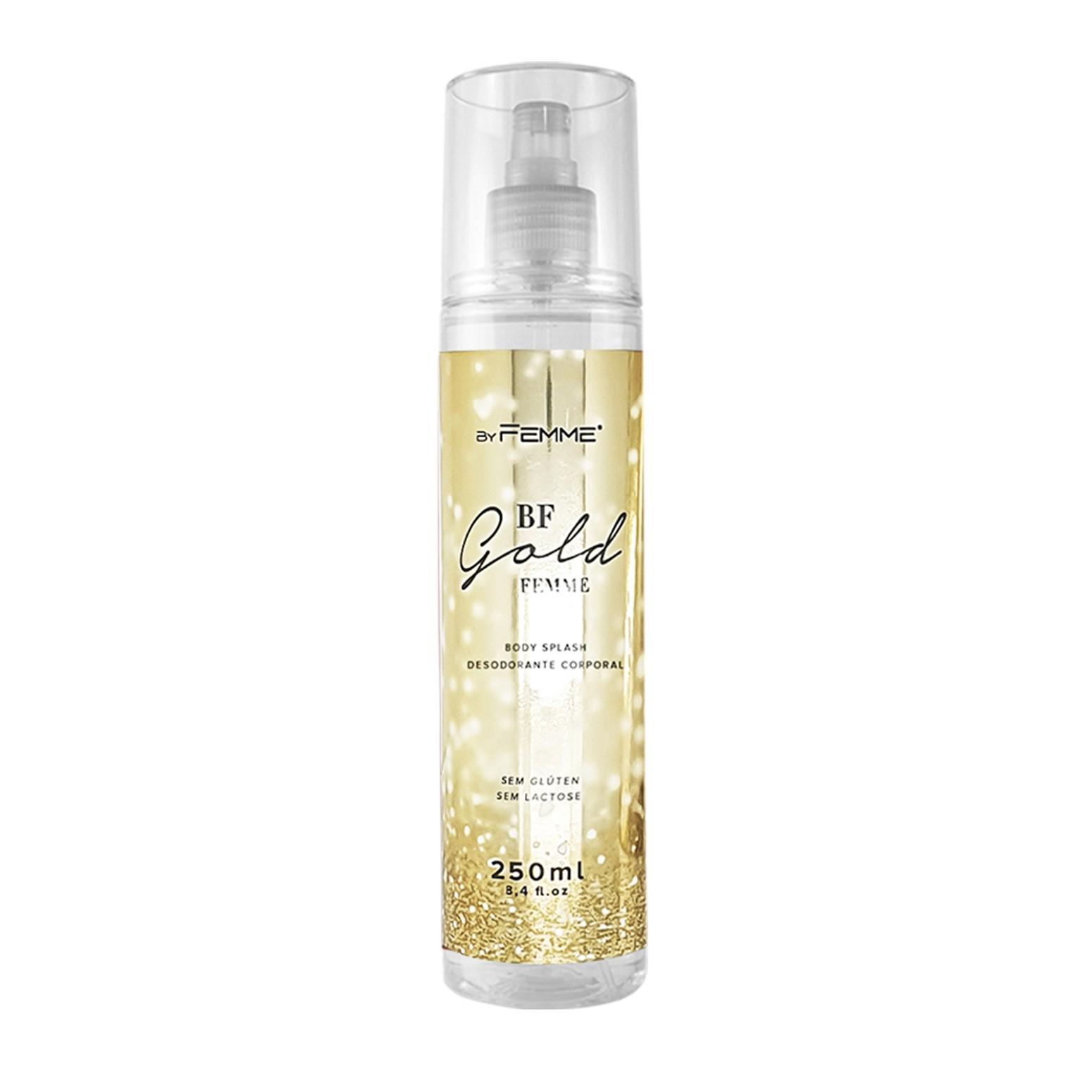 Body Splash BF Gold Femme 250 ml