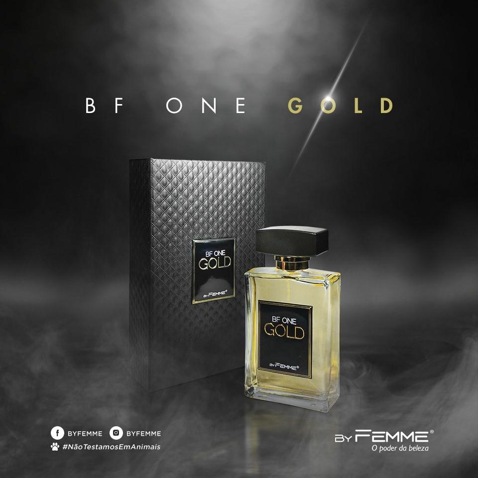 Perfume BF ONE Gold 100ml