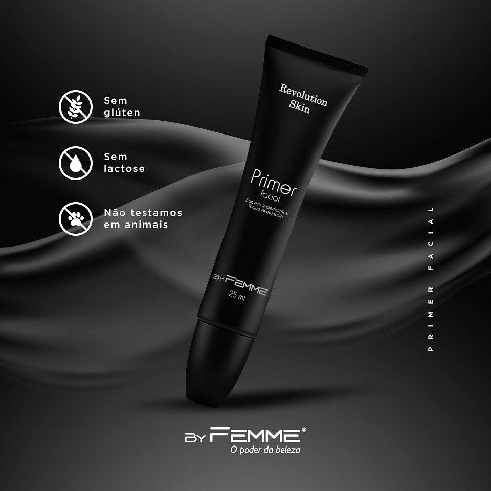 Primer Facial Revolution Skin - Incolor