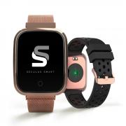 Smartwatch Rose Seculus quadrado
