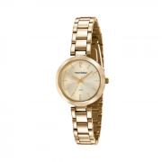 Relógio casual Mondaine Dourado