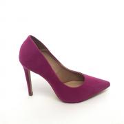 Sapato scarpin rosa carmim