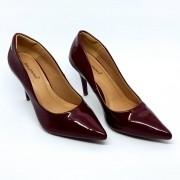 Sapato Scarpin Verniz