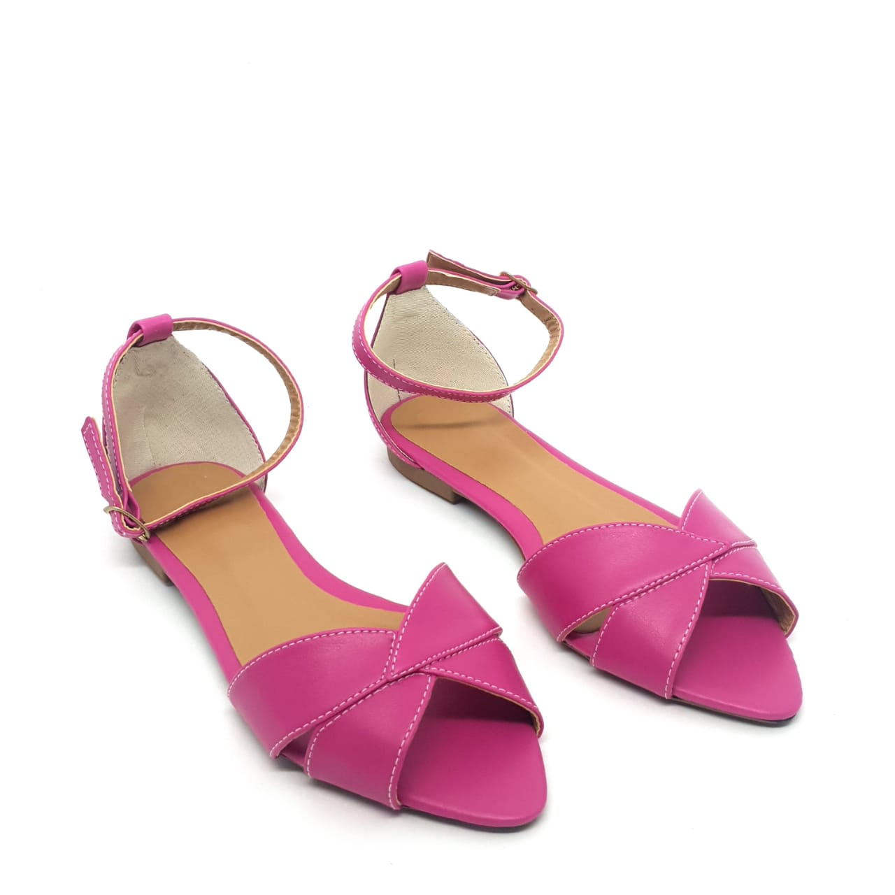 Salomé pink bico folha