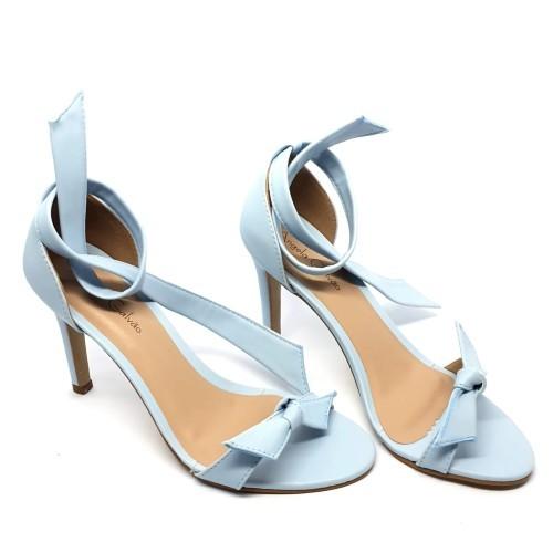 Sandália Azul Claro